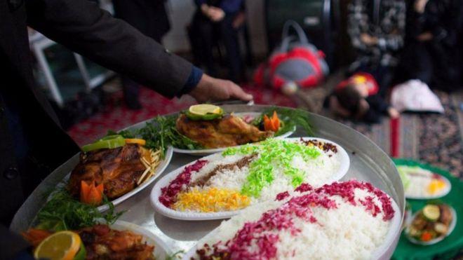 Những món ăn của người Iran