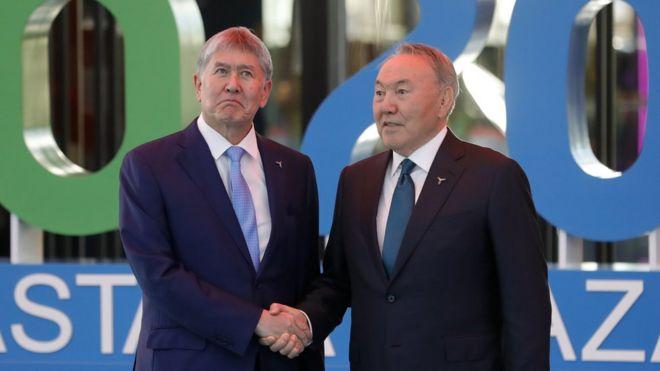 ВВС: Как Киргизия и Казахстан поссорились из-за одной встречи в Астане