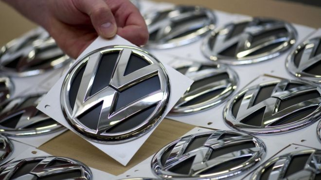 Vw Scandal Threatens Made In Germany Brand Bbc News