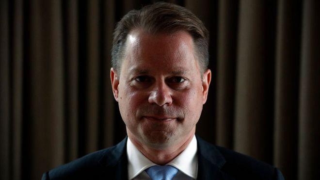 Olivier Niggli, le directeur général de l'Agence mondiale antidopage