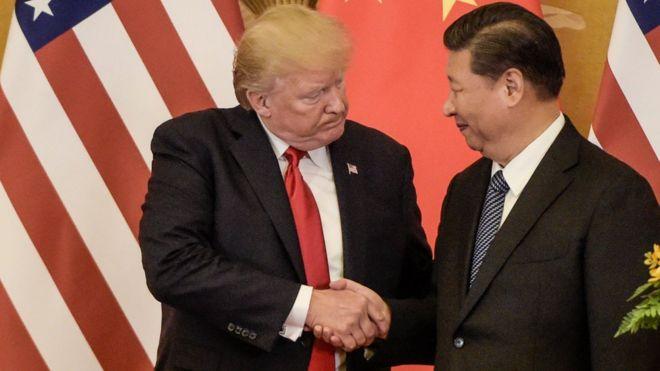 الصين أنفقت أموالها المشاريع ونحن _106557646_china_us_gettyimages.jpg
