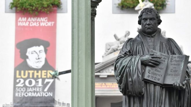 Reformation: Four Things About The 500th Anniversary Celebrations