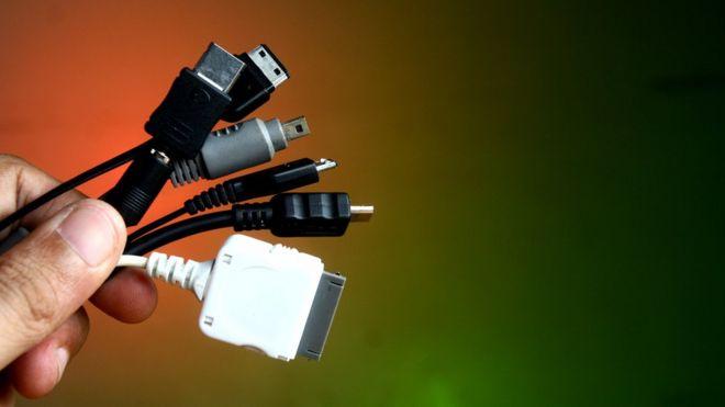cargadores de teléfonos móviles