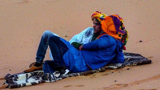 Berber kişilər