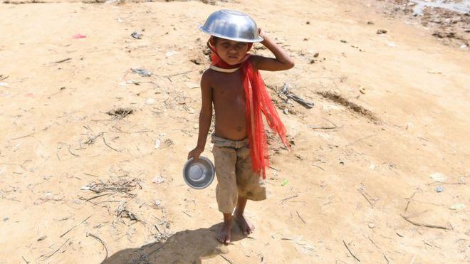 UNICEF: Her hafta 12 bin Arakanlı çocuk Bangladeş'e geçmek zorunda kalıyorU