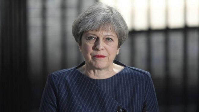 英首相特里莎·梅宣布6月8日举行大选