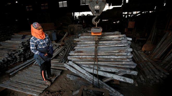 Hoa Kỳ là thị trường nhập khẩu thép lớn thứ của Việt Nam, chiếm 11,28%, theo Hiệp hội Thép Việt Nam.