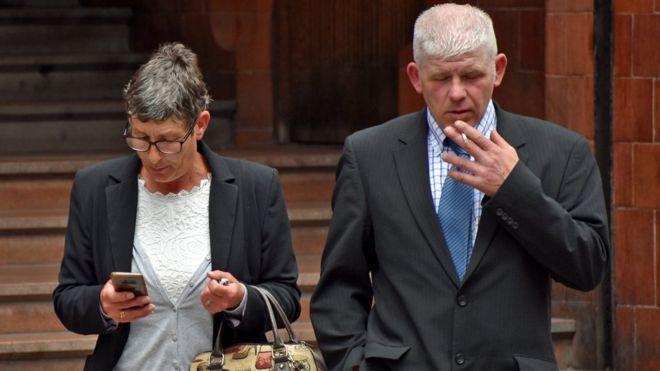 Julie Elmore and Paul Reece pleaded guilty