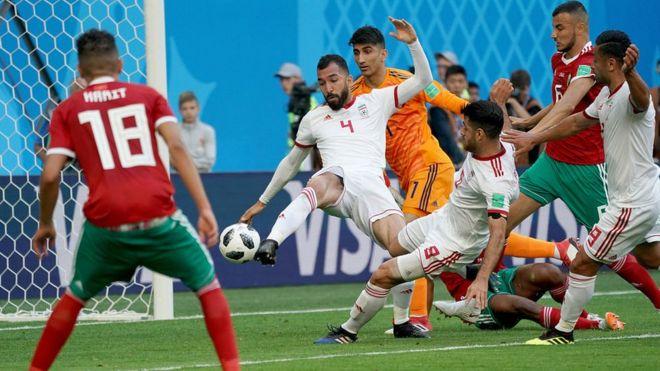 جام جهانی روسیه ۲۰۱۸: روزبه چشمی ادامه بازیها را از دست داد