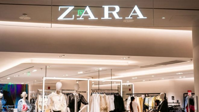 Hong Kong protests: How Zara became the new target of