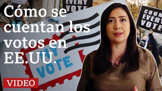 Cómo se cuentan los votos