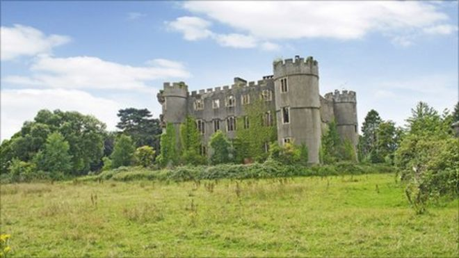 Ruperra Castle Near Rudry Goes On Market For 15m Bbc News
