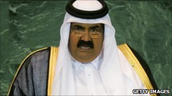 Государство Катар Эмир шейх Хамад бен Халифа