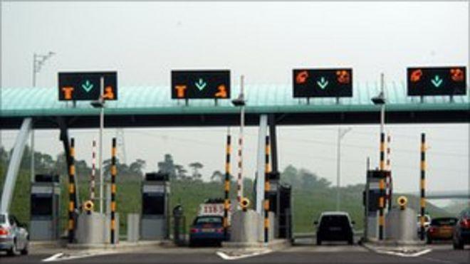 M6 Платная дорога