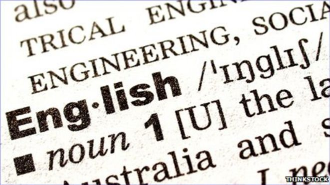 how english evolved into a global language bbc news