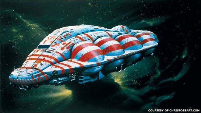 what should spaceships look like bbc news