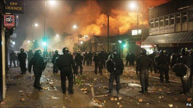 2011 England riots
