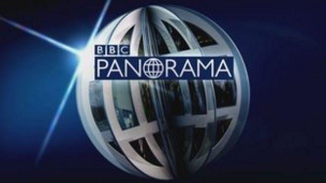BBC Panorama логотип