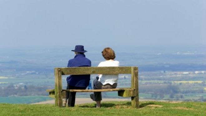 Viewpoint: Just what is middle age? - BBC News
