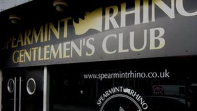 Клуб мяты Rhino в Шеффилде