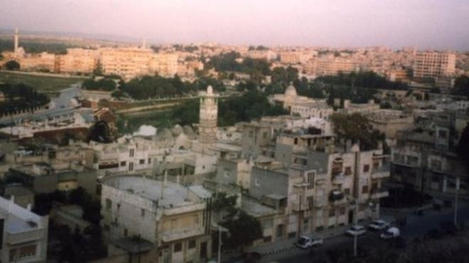 Image result for photo of the city of HAMA IN SYRIA