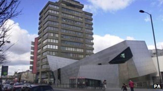 Лондонский университет Met