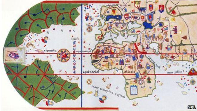 Mappa Mundi Хуана де ла Коза