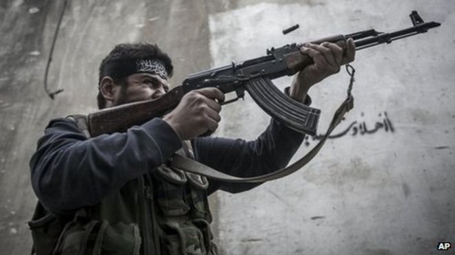 Syria crisis: Discord grows between Islamist and secular