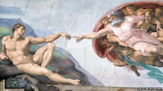 d77ae220dec Sistine Chapel ceiling at 500  The Vatican s dilemma - BBC News