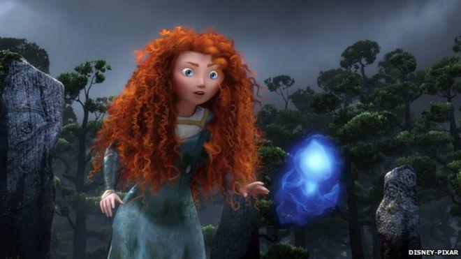oscars 2013 disney pixar s brave nominated for best animation bbc