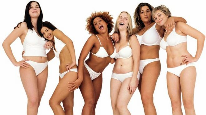 11e040074 Dove real beauty ad campaign from 2004. Body image ...