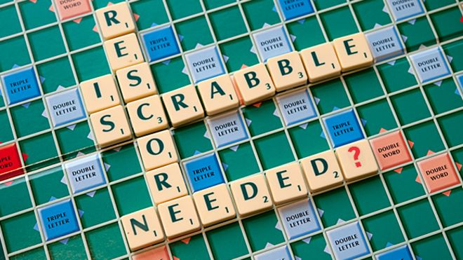 scrabble: should letter values change? - bbc news