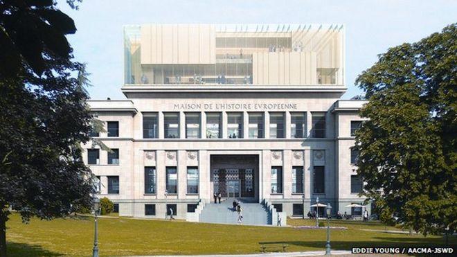 Αποτέλεσμα εικόνας για House of European History