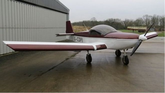 Leicestershire Police sell drug gang aircraft for £17,200 on