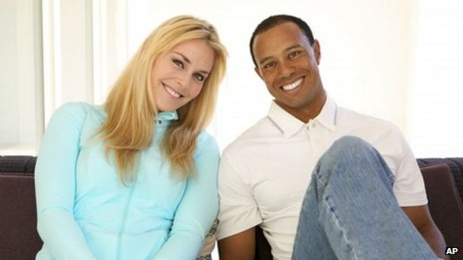 Tiger woods dating vonn