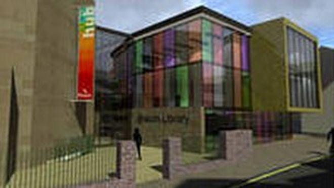 Впечатление архитектора о библиотеке Брекон