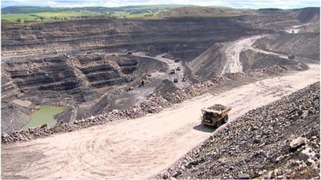Scottish Coal: Efforts to save mining jobs - BBC News