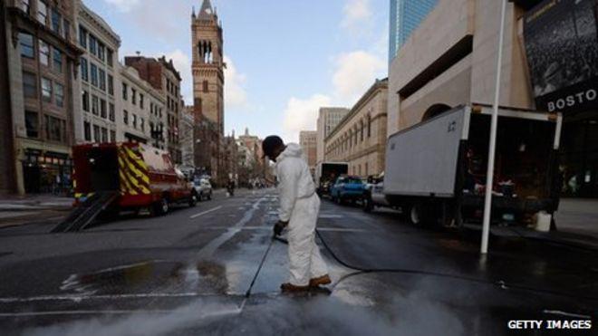 Boston Marathon bombing: FBI quizzed over Tamerlan Tsarnaev