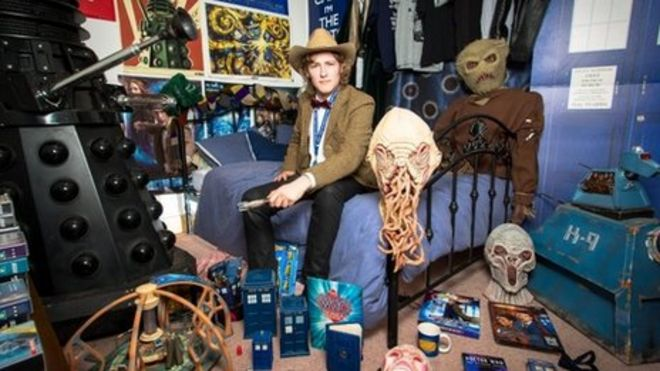 Tom Nichols, 22, From Reading Image Caption Doctor Who ...
