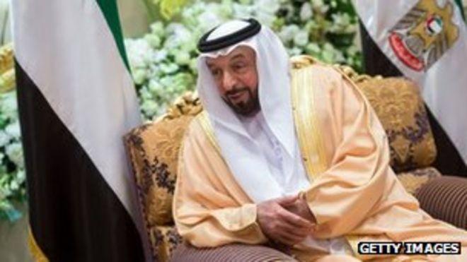 Шейх Халифа бен Заид Аль Нахайян