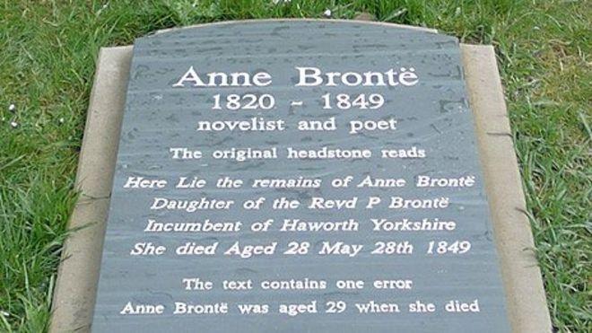 Bronte sisters deaths