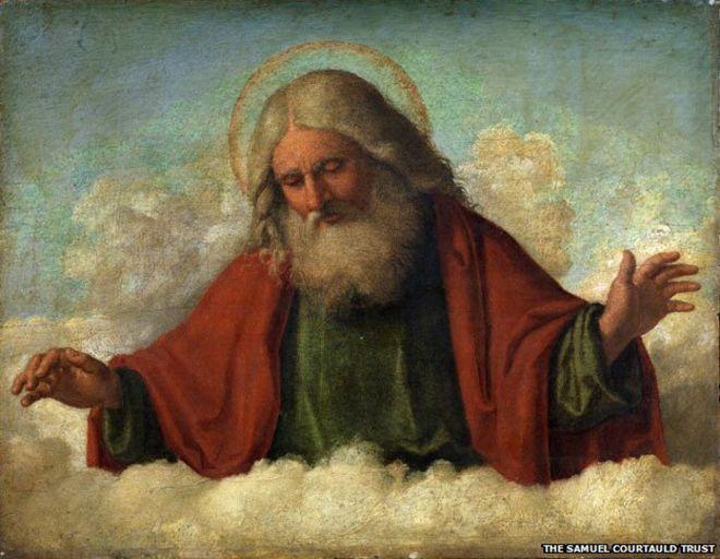 Image result for god in cloud