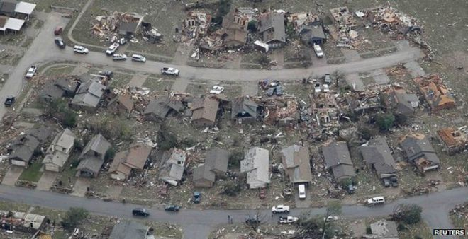 just how bad is an ef5 tornado bbc news