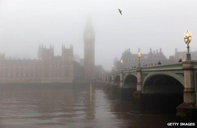 Лондонский туман