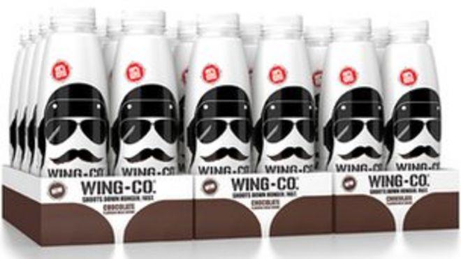 Ящик с напитками Wing-Co