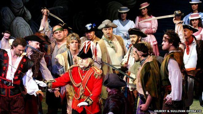 Image result for The International Gilbert & Sullivan Festival