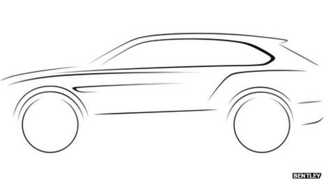 Bentley S New Luxury Car To Create 1 000 Jobs Bbc News