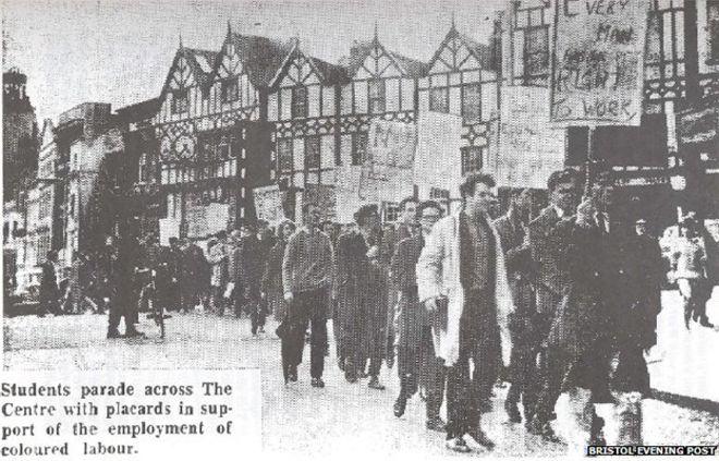 UK Black civil rights history
