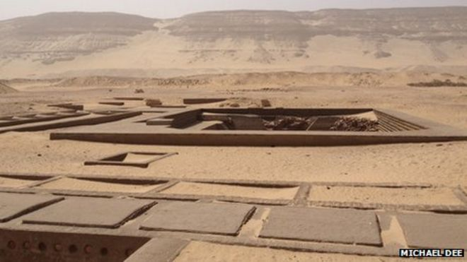 New timeline for origin of ancient Egypt - BBC News