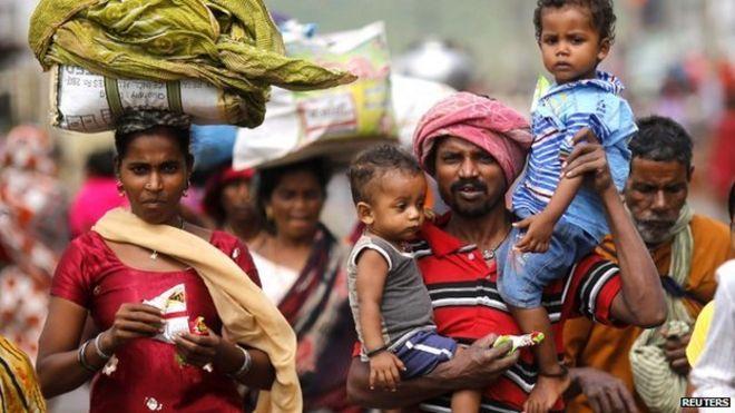 Indian media praise for 'splendid' Cyclone Phailin rescue